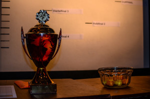 Firmenliga Winterthur Cup Auslosung Pokal