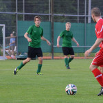 FC Stapo - CD Flaach, Cuspiel