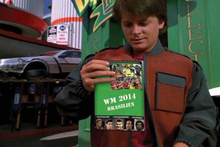 WM-Magazin 2014 – Der Fussball-Almanach